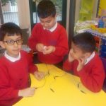 In Science we made circuits
